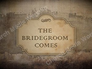 The Bridegroom Comes Singalong Christian Video HD. With perfectly timed Lyrics. Easy to follow and sing Video and Audio to enhance the Worship experience.