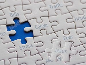 Jesus is the Missing Piece Spark Christian Video Clip Use as a standalone or added as a clip to make a themed Christian video. Enhance the Worship.