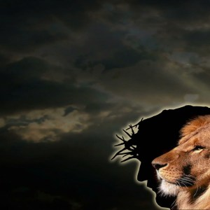 Lion and Christ Slow Clouds Christian Worship Loop Video Perfectly timed for no glitches in 1080P HD. Room for lyrics