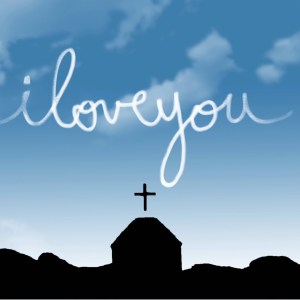 One Church I Love You Christian Animated Still A professional animated intro that's stops on a still image without continuous movements distracting