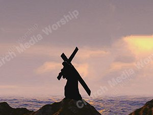 Carrying The Cross 4 Christian Video Clip Use as a standalone or added as a clip to make a themed Christian video. Enhance the Worship experience.