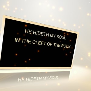 He Hideth My Soul Singalong Christian Video HD With perfectly timed Lyrics. Easy to follow and sing Video & Audio to enhance the Worship experience