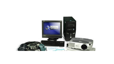Church Multimedia Custom Projection And Camera Systems