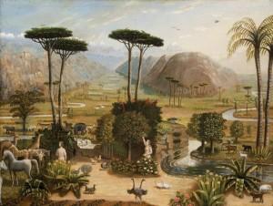 """The Garden of Eden"" by Erastus Salisbury Field, c. 1860Public domain via Wikimedia CommonsClick image to enlarge"
