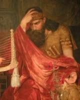 """David and Saul"" by Ernst Josephson, 1878Public domain"