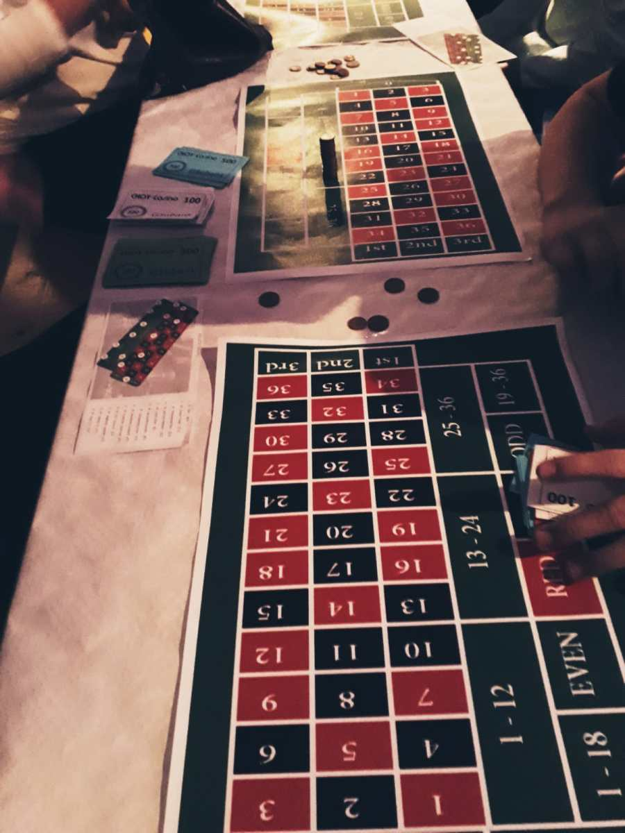 Casino Abend