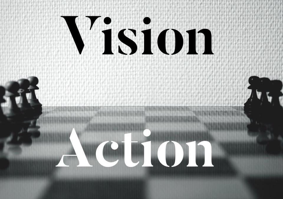 Balancing Vision With Action