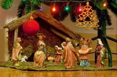 Christmas on the Mission Field