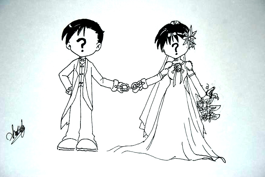 Beware of Arranged Marriages