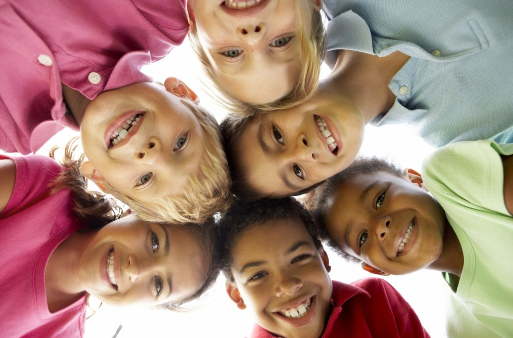 The Two Essential Ingredients Of A Children's Ministry