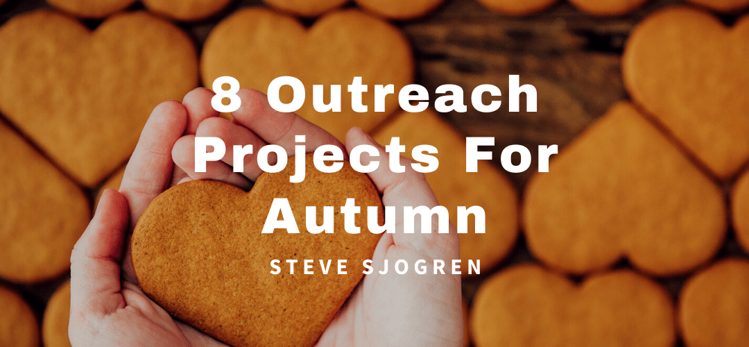 8 Outreach Projects For Autumn
