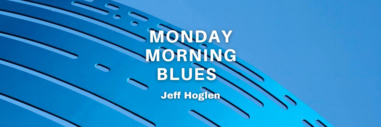 Pastor's Monday Morning Blues?