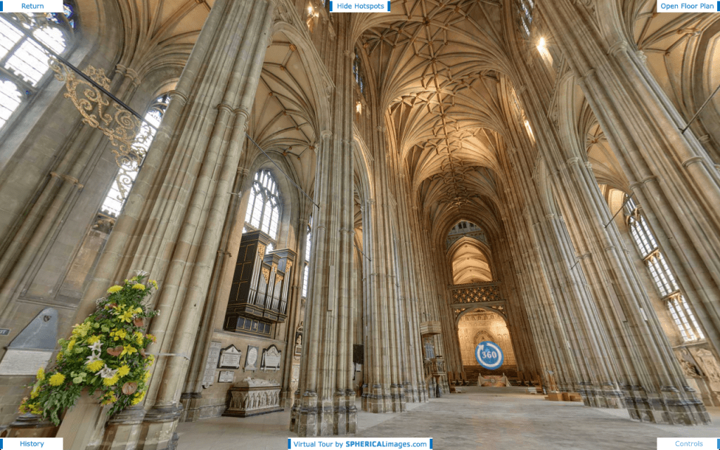 http://www.canterbury-cathedral.org/visit/tour/