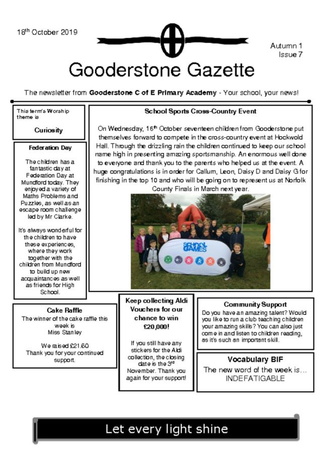 thumbnail of Gooderstone Gazette Aut1.7