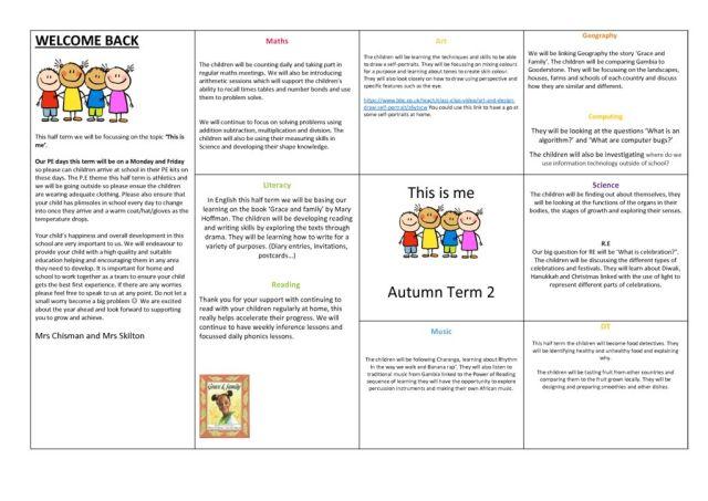 thumbnail of Owls Newsletter KS1 Autumn 2
