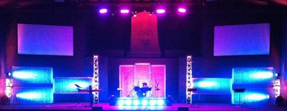 Led Drum Lights
