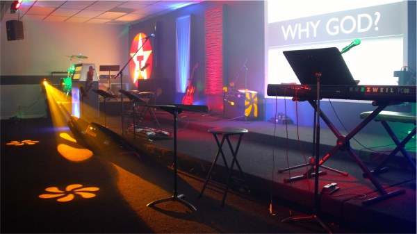 Church Youth Group Room Designs