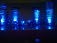 Church Stage Lighting Design Layout