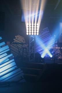 Broken Mountain Church Stage Design Ideas