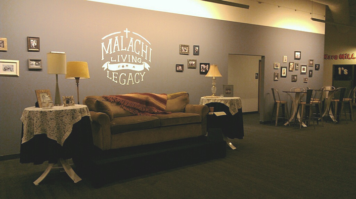 Living Room Set Design