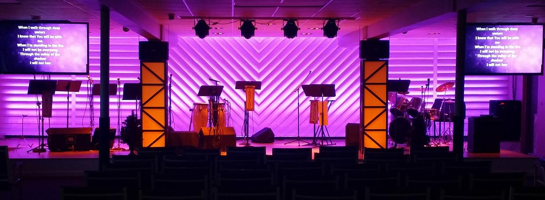 Stage Siding  Church Stage Design Ideas
