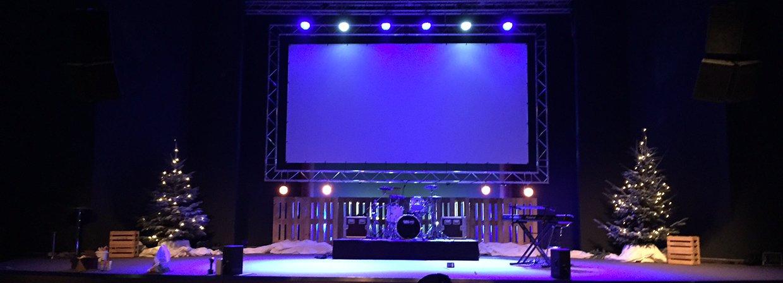 Church Lighting Design Ideas