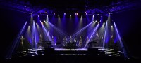 Flowing Trees | Church Stage Design Ideas