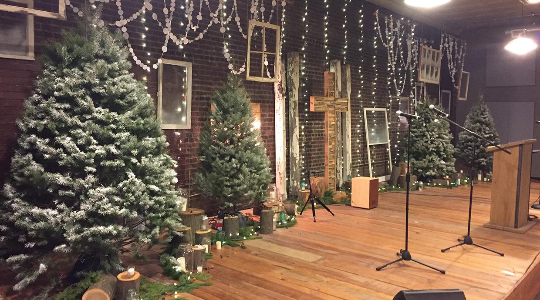 Light Bulbs Christmas