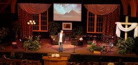 Room for Living | Church Stage Design Ideas