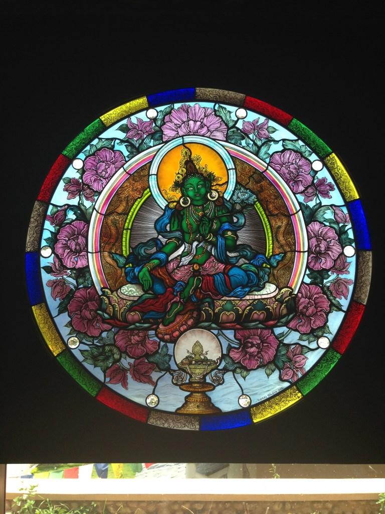 buddhiststainedglass
