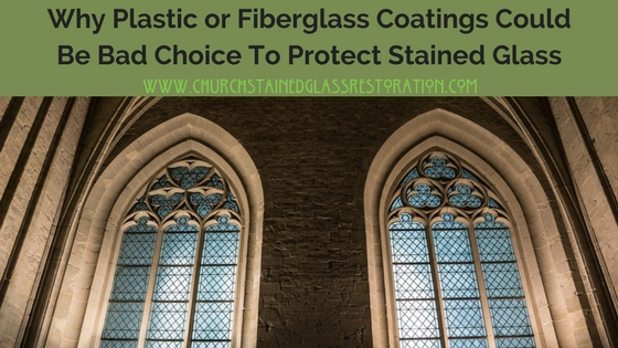 church stained glass restoration