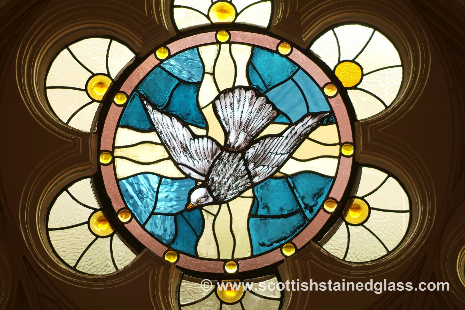 church stained glass restoration manhattan kansas
