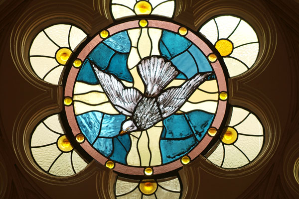 boulder church stained glass repair