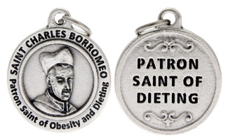 Image result for patron saint of dieting