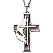 Christian Denominational Necklaces Pendants Key ChainsPins