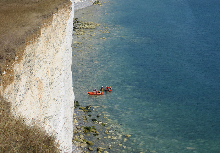 Beachy Head chaplains face growing challenge
