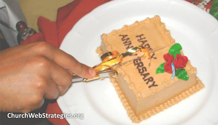 Using Digital Tools to Celebrate Anniversaries