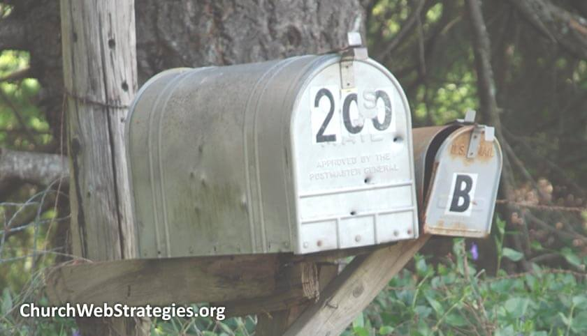 3 Rules for Church Email Newsletters