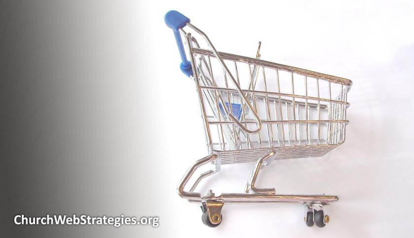 Church eCommerce: Shopping Cart Tips