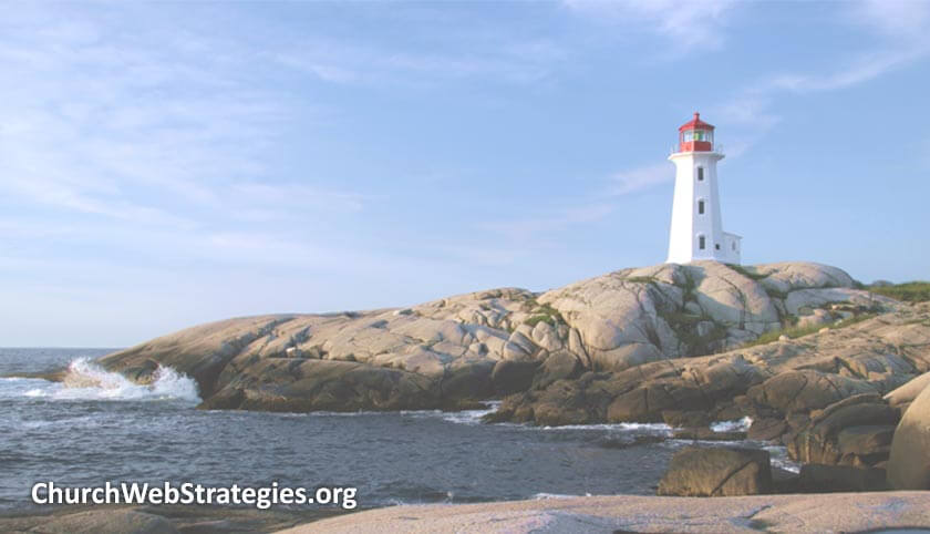 How A Lighthouse can Help Your Ministries