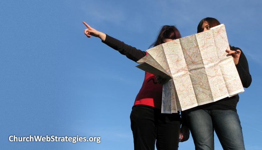 the importance of sitemaps church web strategies