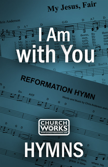 I Am with You [free song] | Church Works Media