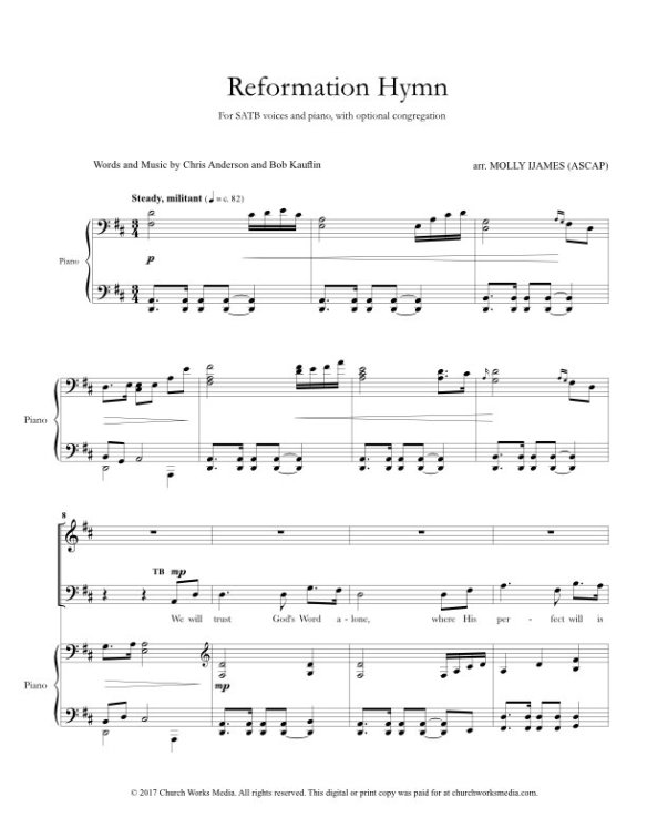 Reformation Hymn_Choral Preview_p1