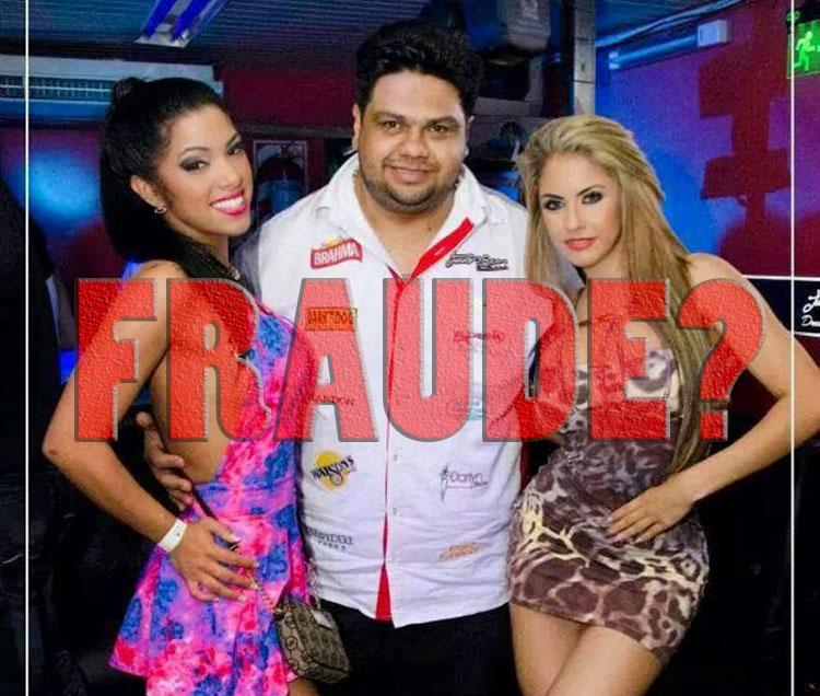 Escándalo! El certamen Miss Tunning Paraguay 2014 salpicado por denuncia de fraude por parte de propietario de disco de Pte Franco, Luis Coronel.