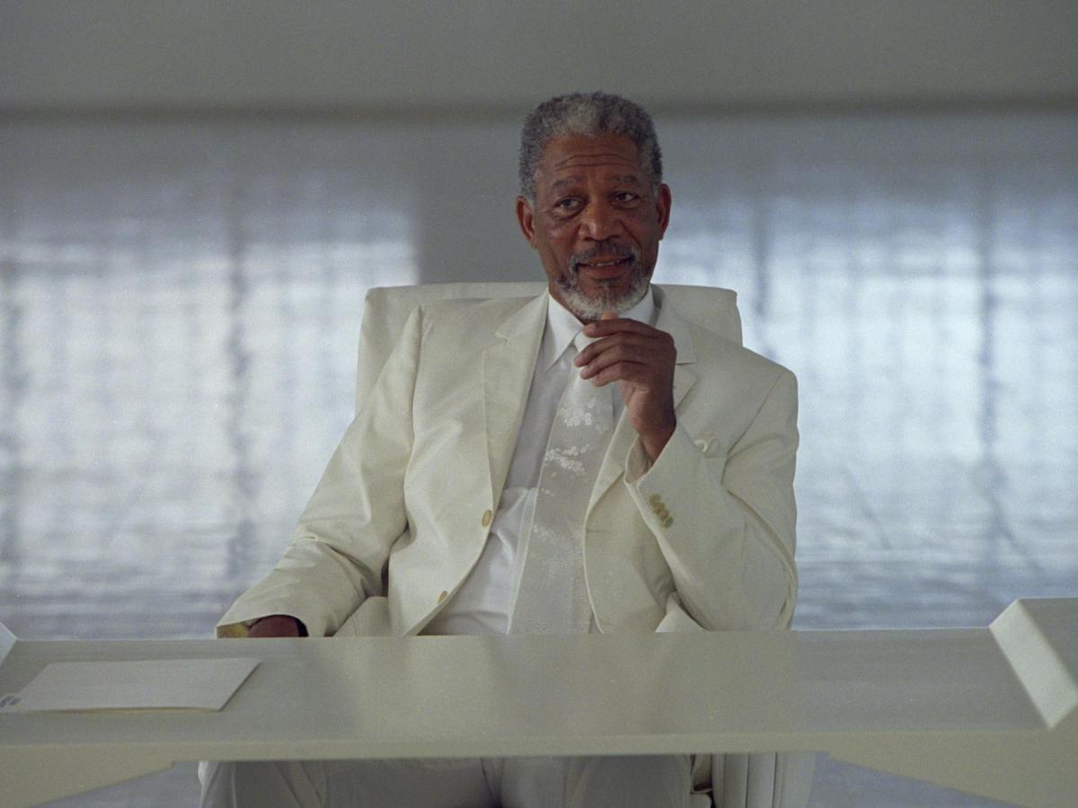 Tendencia Mundial en Twitter. Morgan Freeman defiende la legalización de la marihuana.