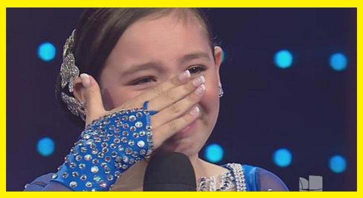 """Video-La paraguaya Jazmín gana el segundo lugar en """"Estrellas del Futuro"""" de """"Sábado Gigante"""""""