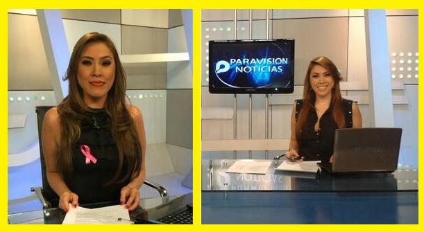 Quien es Amalia Cutillo? Conozcan sobre la vida de la presentadora de noticias de Paravisión.