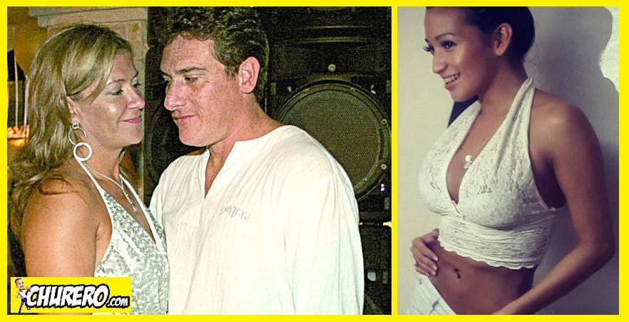 Escándalo!!! ¿Carlos Gamarra descubierto en plena accion con Marcia Franco?
