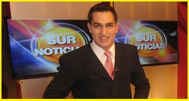 DE ALBAÑIL A REPORTERO DE TV. EL NUEVO GALÁN DE CANAL 9, JOSÍAS ESCOBAR, HABLÓ SOBRE SU HISTORIA DE VIDA.