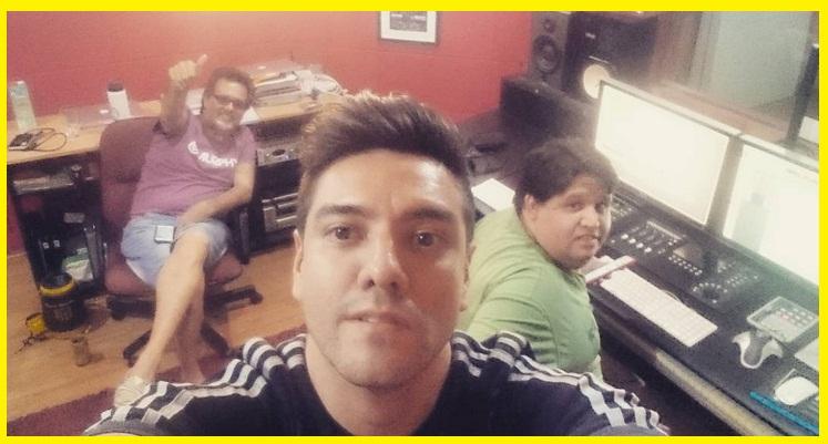 José Gaona prepara el nuevo sencillo de Emilio García y promete una novedosa mezcla musical.